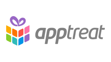 Logo for Apptreat.com