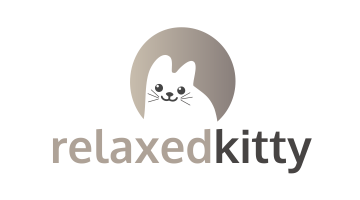 Logo for Relaxedkitty.com