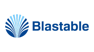 Logo for Blastable.com