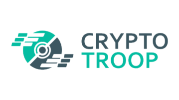 Logo for Cryptotroop.com