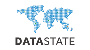 Logo for Datastate.com