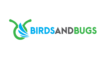 Logo for Birdsandbugs.com