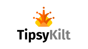 Logo for Tipsykilt.com