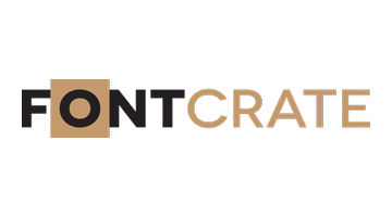 Logo for Fontcrate.com