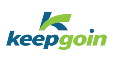 Logo for Keepgoin.com