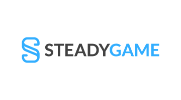 Logo for Steadygame.com
