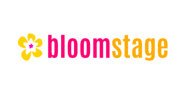 Logo for Bloomstage.com