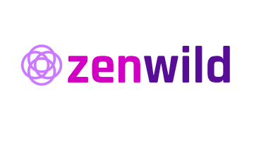 Logo for Zenwild.com