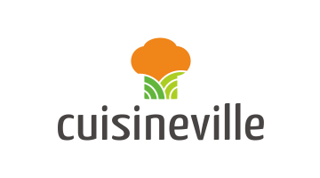 Logo for Cuisineville.com