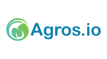 Logo for Agros.io
