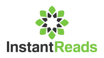 Logo for Instantreads.com