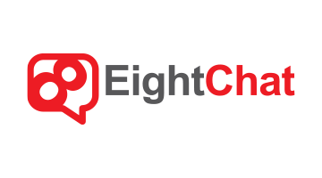 Logo for Eightchat.com