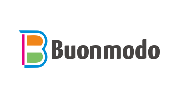 Logo for Buonmodo.com