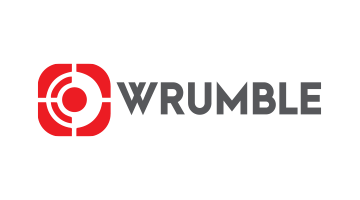 Logo for Wrumble.com