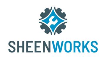 Logo for Sheenworks.com
