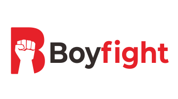 Logo for Boyfight.com