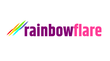Logo for Rainbowflare.com