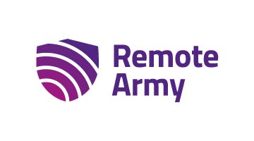 Logo for Remotearmy.com