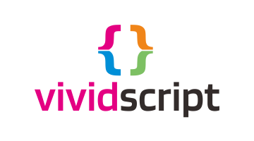 Logo for Vividscript.com