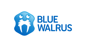 Logo for Bluewalrus.com
