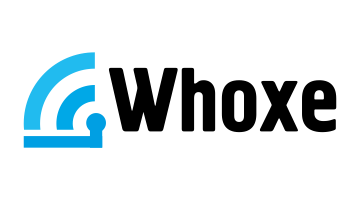 Logo for Whoxe.com