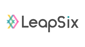 Logo for Leapsix.com