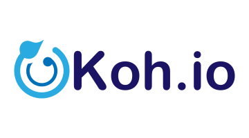 Logo for Koh.io