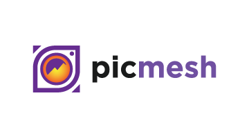 Logo for Picmesh.com