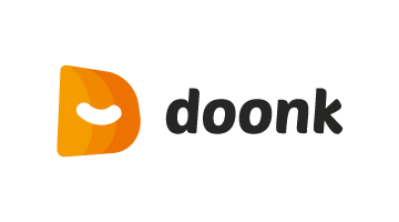 Logo for Doonk.com