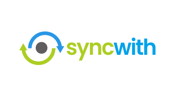 Logo for Syncwith.com
