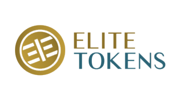 Logo for Elitetokens.com