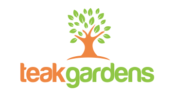 Logo for Teakgardens.com