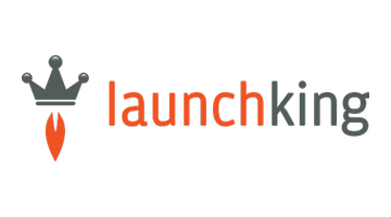 Logo for Launchking.com
