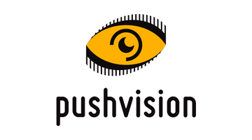 Logo for Pushvision.com