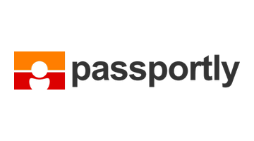 Logo for Passportly.com
