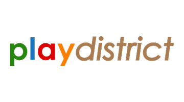 Logo for Playdistrict.com