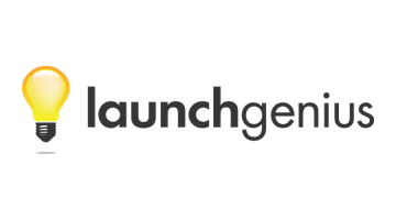 Logo for Launchgenius.com