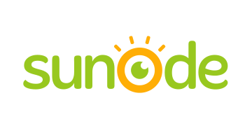 Logo for Sunode.com