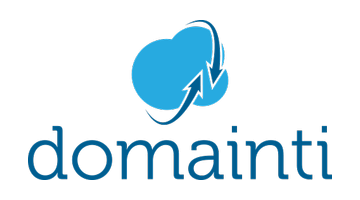 Logo for Domainti.com
