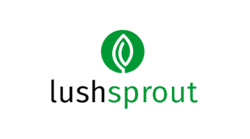 Logo for Lushsprout.com