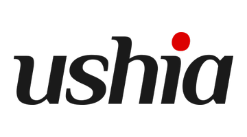 Logo for Ushia.com