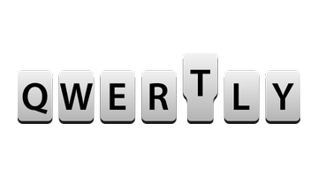Logo for Qwertly.com