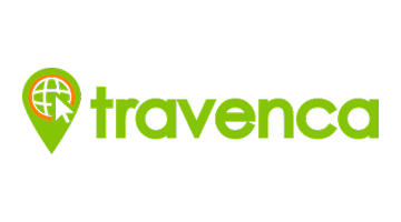 Logo for Travenca.com