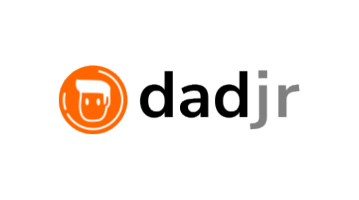 Logo for Dadjr.com