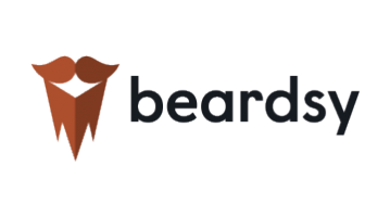 Logo for Beardsy.com
