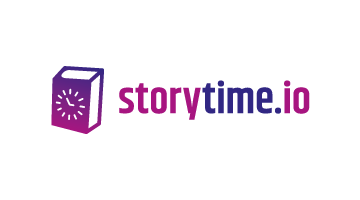 Logo for Storytime.io