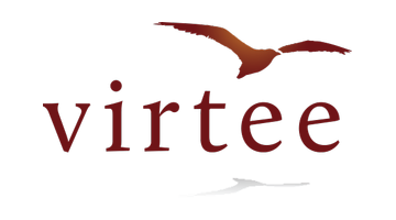 Logo for Virtee.com