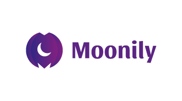 Logo for Moonily.com