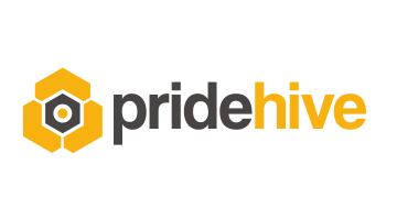 Logo for Pridehive.com