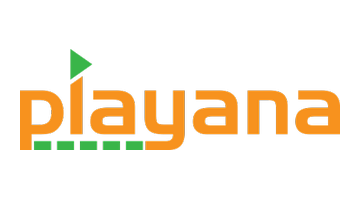 Logo for Playana.com
